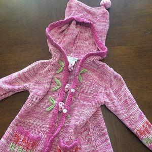 Htf adorable Naartjie knit sweater